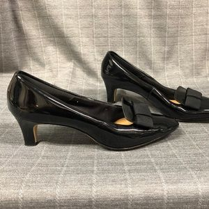 Vintage Imperial Patent Leather Heels